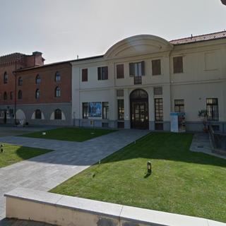 La sede dell'Avis in piazza dell'Abbazia a Borgo San Dalmazzo, dove giovedì 22 luglio si terrà la giornata di donazione del sangue