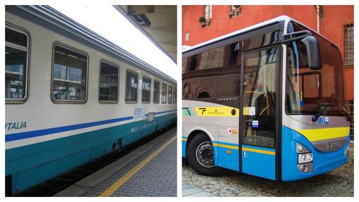Venerdì nero per i pendolari cuneesi, possibili variazioni su orari di treni e bus