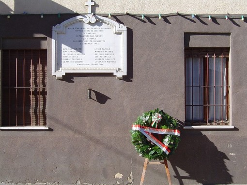 Cuneo ricorda le vittime dell'Eccidio di San Benigno