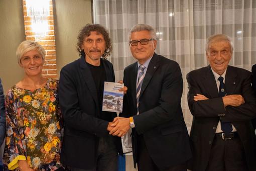 I Fratelli Panzera ospiti alla conviviale del Panathlon Club di Cuneo