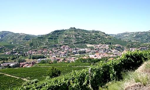Panoramica su Santo Stefano Belbo