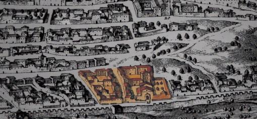 cartina città di Saluzzo