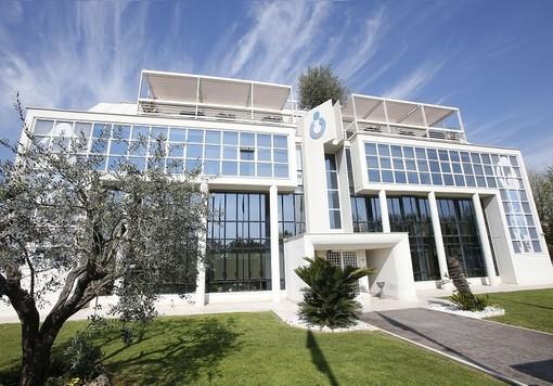 La sede della Fipav