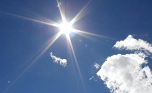 Meteo: tempo estivo nel weekend con l'arrivo dell'alta pressione