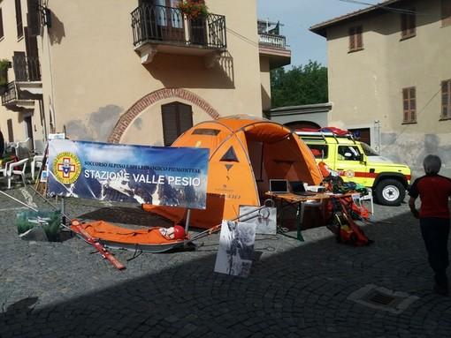 Sicuri in montagna: a Pian delle Gorre una giornata con il Soccorso Alpino