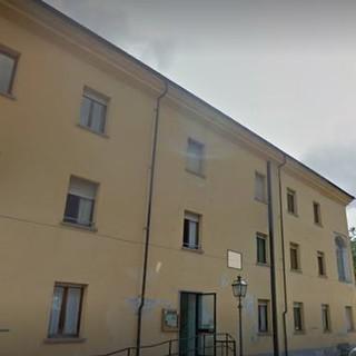 Il distretto di Garessio dell'ASL, in Viale Paolini