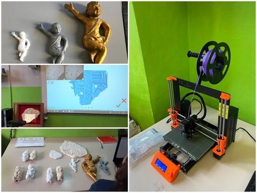 """La Cultura per una Marene aperta"": la biblioteca dona una stampante 3D agli studenti"