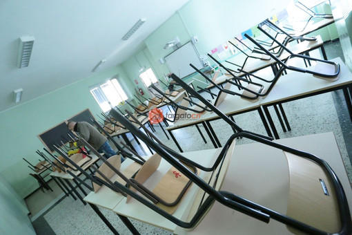 #controcorrente: la scuola è una colonna portante per il futuro dell'Italia e il Governo deve darle ossigeno con decisioni concrete