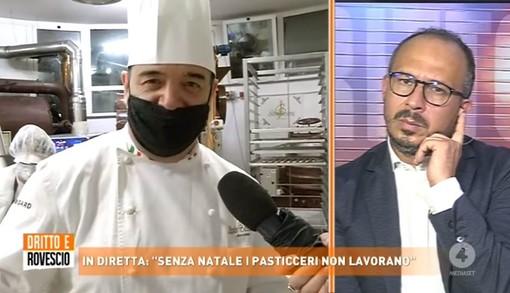 """Silvio Bessone torna a """"Dritto e Rovescio"""": """"I famosi ristori non arrivano, serve serietà"""""""