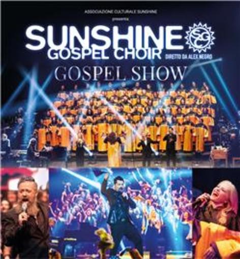 A Busca un altro grande evento musicale con il Sunshine Gospel Choir