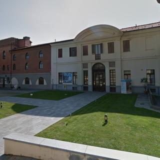 La sala prelievi Avis in via dell'Ospedale a Borgo San Dalmazzo