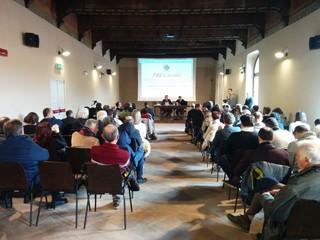 Saluzzo, antico palazzo comunale, seminario PASsi avanti