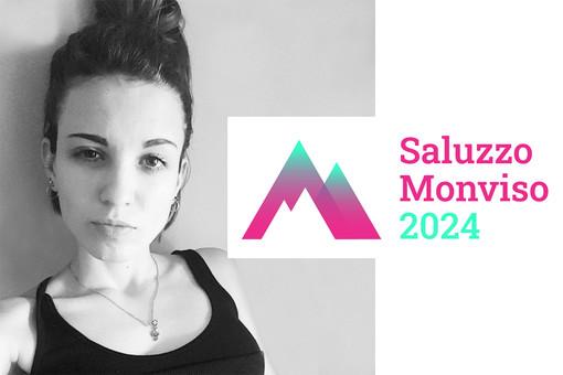 Ambra Rubicini, la giovane creativa che ha ideato il logo per la candidatura di Saluzzo e Terre del Monviso a Capitale italiana della cultura 2024