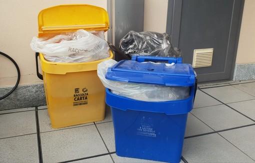 """C.E.C. ricorda ai cuneesi: """"I sacchetti per i rifiuti ritirabili presso la cooperativa San Paolo di via Peano"""""""