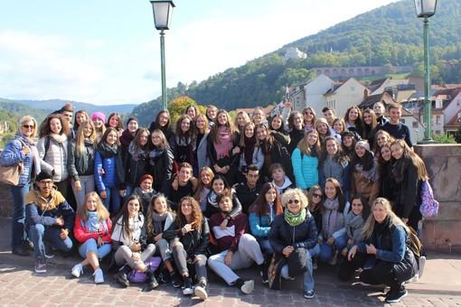 Soggiorno studio in Germania per gli studenti del liceo Soleri Bertoni di Saluzzo