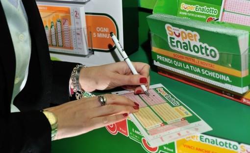 SuperEnalotto, a Centallo centrato un 5 da oltre 37mila euro
