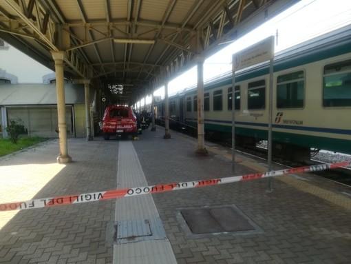 Travolto e ucciso da un treno: dramma alla stazione di Ceva