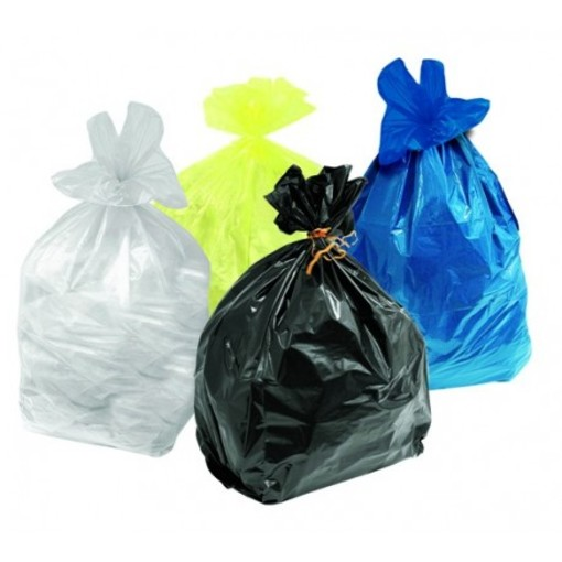 """Beinette lancia l'allarme: """"Chiudete i sacchi della raccolta differenziata dei rifiuti"""""""