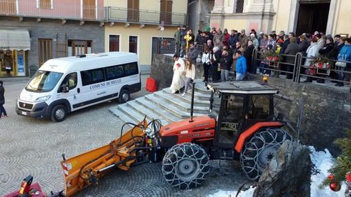 Festa di sant'Antonio Abate a Mellea