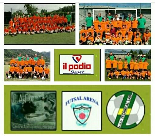 Calcio giovanile: terminato a Saluzzo il 6° Camp di perfezionamento calcistico