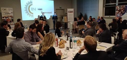 """""""IO PARTYCIPO"""" a Cuneo: con BNI Capitolo La Granda per creare sinergia attraverso l'unione dei talenti e dell'impegno (FOTO)"""