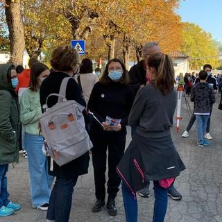 Primo giorno di Orientamento scolastico alla Caserma Vian di Cuneo (FOTO)