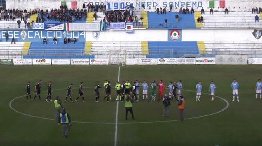 Serie D - Pari esterno per il Bra sul campo della Sanremese, gli highlights dell'incontro (VIDEO)