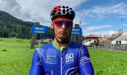 """Sci di fondo e skiroll, doppio azzurro per Samuele Giraudo dello SC Valle Stura: """"Sono molto contento per queste due convocazioni in nazionale"""""""