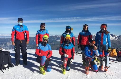 Sci alpino: tempo di ritorno sulla neve per i portacolori del Comitato FISI AOC