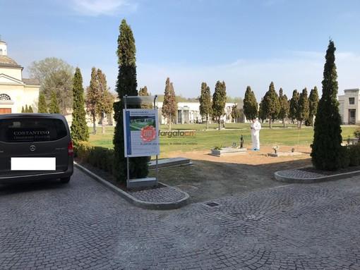 Caso Bucci: nel cimitero di Cuneo riesumato il corpo dell'ex ultras
