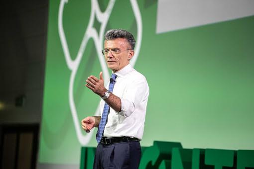 Teresio Testa, direttore regionale Intesa Sanpaolo per Piemonte, Liguria e Valle d'Aosta