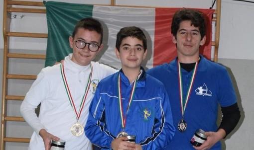 Tiro con l'arco: incetta di medaglie per il Clarascum nell'Indoor di Santa Vittoria d'Alba