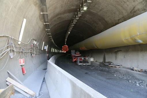 """Gli edili indicono manifestazione al Tenda: """"Vogliamo risposte sul completamento del tunnel"""""""