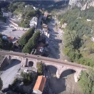 Da domani saranno ripristinati i treni tra Limone Piemonte e Saint Dalmas interrotti dopo la tempesta Alex