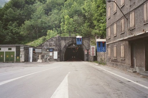 Il tunnel di Tenda
