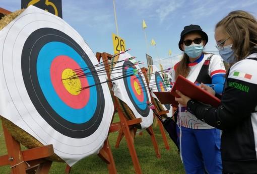 Tiro con l'arco: Campionato Regionale Giovanile, buone prove per gli arcieri cuneesi
