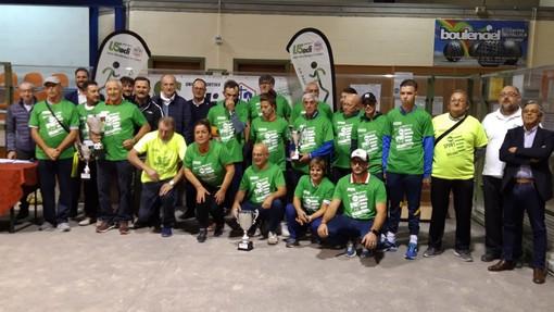 """A Savigliano la finalissima del 42° campionato provinciale di bocce """"Tancredi Dotta Rosso"""""""