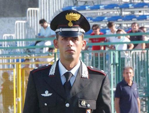 Il tenente Marco Pittoni, morto in servizio ad appena 33 anni