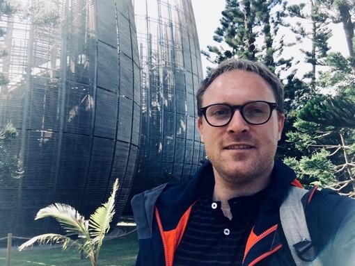 Thomas Pepino a Numea, Nuova Caledonia