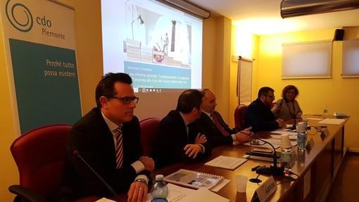 A Cuneo il seminario sull'organizzazione e la gestione dell'impresa alla luce del nuovo codice della crisi