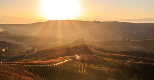 Gli inconfondibili paesaggi delle colline Unesco (Ph Consorzio Turistico Langhe Monferrato Roero)