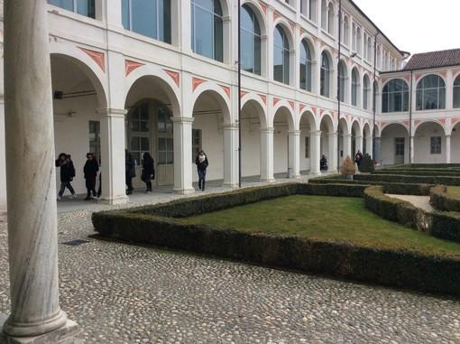 In foto l'Università di Savigliano