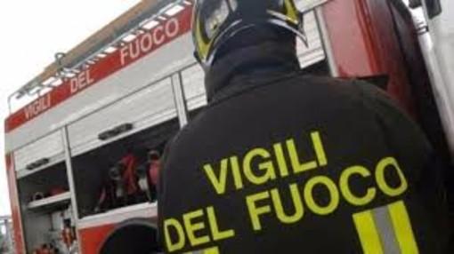 Danneggiamento ad una tubazione del gas della statale 20 a Limone Piemonte