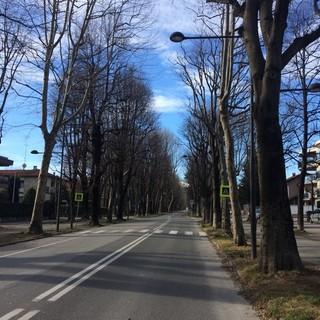 Viale degli Angeli di Cuneo: al via i lavori di riqualificazione e valorizzazione