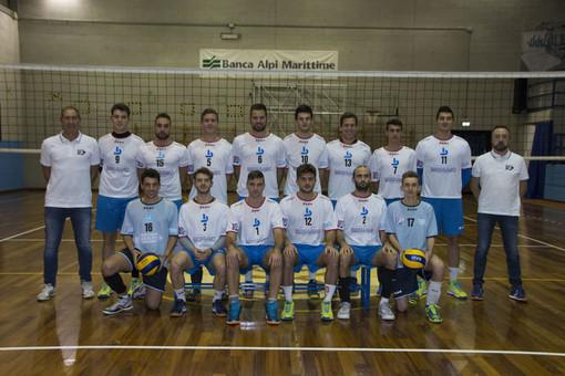 Volley maschile Serie D - Quarto successo su quattro per il Villanova VBC Mondovì