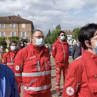 Nuovo servizio dei Volontari e delle Crocerossine, del Comitato CRI di Mondovì