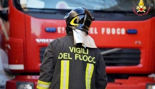 Bra: in fiamme due autovetture in via Sobrero