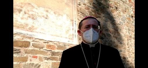 """""""Grazie per il vostro affetto"""": dopo la morte della madre, il vescovo di Saluzzo si rivolge a chi gli è stato vicino"""
