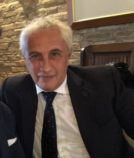 Il dottor Vincenzo Colucci torna alla politica attiva: guiderà Forza Italia a Cuneo