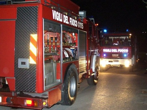 Messa in sicurezza di una macchina a Moretta